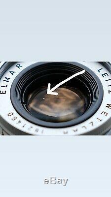 Leica Elmar 50mm f2.8 M Mount