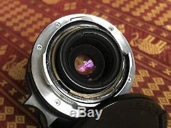 Leica Elmarit-M 28mm F2.8 Lens Version 3 Rangefinder Mount