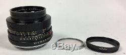 Leica Elmarit-R 35mm f2.8 lens Leicaflex I CAM mount ex condition