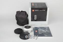 Leica Elmarit TL 18mm F2.8 ASPH. Lens, for T L -Mount, Silver 11089, Leica T TL2