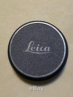 Leica Elmarit T TL 18mm f2.8 Black Lens Mint Boxed L-mount Lens Only
