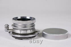 Leica Ernst Leitz Wetzlar Summaron 35mm F3.5 M39-mount Lens mit Schraubgewinde