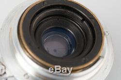 Leica Ernst Leitz Wetzlar Summaron 3.5cm 35mm f/3.5 f3.5 Lens M39 LTM Mount