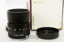 Leica Leitz 11239 Elmarit-R 90mm 12.8 (Leica R mount) BOXED