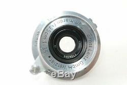 Leica Leitz 3.5cm F3.5 Summaron Leica mount Rangefinder Lens Very good! 19126421