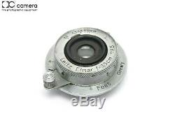 Leica Leitz 3.5cm f3.5 Elmar Rangefinder M39 Screw Mount Lens #29286