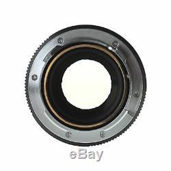 Leica Leitz Elmarit-M 90mm F2.8 E46 MF Telephoto Prime M Mount Lens 11807