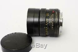 Leica Leitz Elmarit-R 90mm 12.8, 2-cam (Leica R mount)