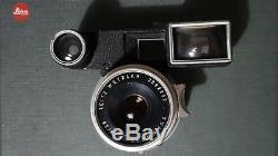 Leica Leitz Summaron 35mm F/2.8 LEICA-M Mount