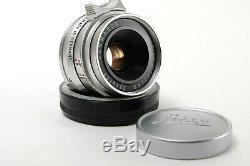 Leica Leitz Summaron M 35mm f2.8 M mount Excellent +++++