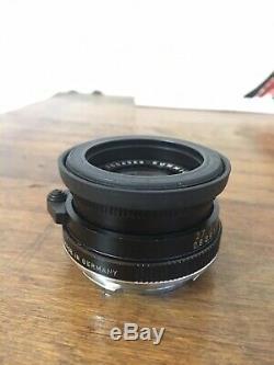 Leica/ Leitz Summicron C 12/40mm M Mount Leitz Wetzlar Nr. 2564389