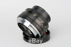 Leica Leitz Summicron-R 50mm f/2 F2 Lens by Ernst Leitz Wetzlar Fr Leica R Mount