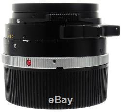 Leica Leitz Summilux 35mm F1.4 Canada Lens For Leica M Mount / 2680564