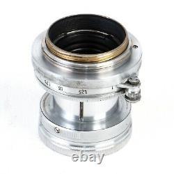 Leica Leitz Summitar 50mm f/2 Early (f/12.5) L39 LTM Screw Mount Lens EX++