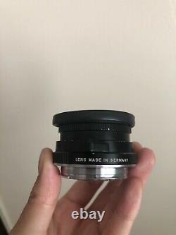 Leica Leitz Wetzlar Leica Summicron-C 40mm f/2 M Mount