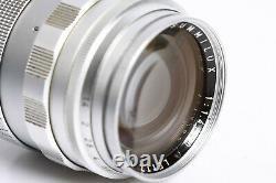 Leica Leitz Wetzlar SUMMILUX M 1,4/50 Leica-M Mount GERMANY Lens