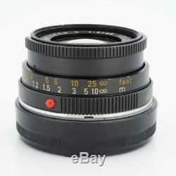 Leica Leitz Wetzlar Summicron-C 40mm F/2 M-Mount Lens