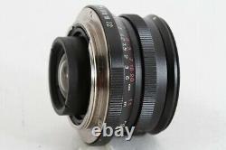 Leica M39 L mount 35mm F2.5 #EL4415
