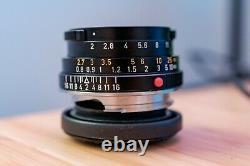 Leica M Summicron-C 40 mm F/2.0 MF M-Mount