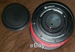 Leica R Cinemodded Lens Set Duclos Simmod Ef Mount