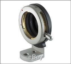 Leica R lens to Sony NEX E-mount A9 FS7 camera ciecio7 positive lock adapter