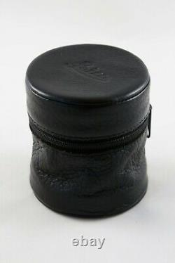 Leica SUMMARIT-M 35mm f/2.5 M-Mount Lens with leather pouch