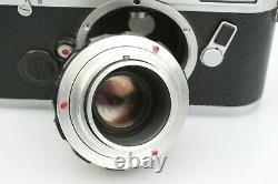 Leica Screw Mount 50mm f2 SCHNEIDER XENON Lens 1965 39mm RFC Clean & perfect