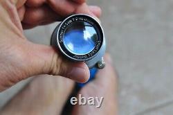 Leica Summar 50mm F2 lens M39 mount screw mount lens