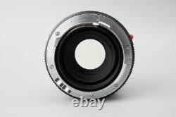 Leica Summarit-M 75mm f/2.5 f2.5 E46 Manual Focus Lens (11645) For Leica M Mount