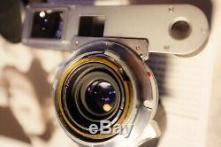 Leica Summaron 35mm F/2.8 Lens M Mount Goggles