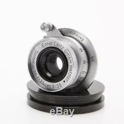 Leica Summaron 35mm F/3.5 SM Screw Mount
