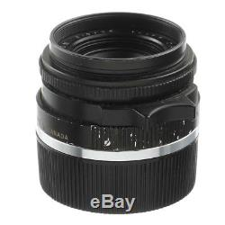 Leica Summicron 35mm F2 Lens M Mount