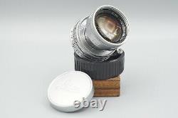Leica Summicron 50mm f2 Standard M Mount Lens