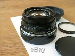 Leica Summicron-C 40mm f2 M Mount in great condition