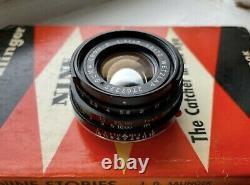 Leica Summicron-C 40mm f/2 M-Mount