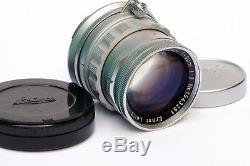 Leica Summicron-M 50mm f/2 M Mount