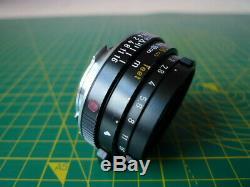 Leica Summicron-c 40mm f2 Leica M mount Lens
