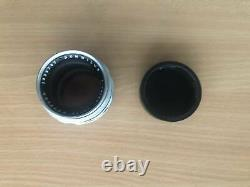 Leica Summilux 50mm 1.4 Leitz Wetzlar M mount Lens