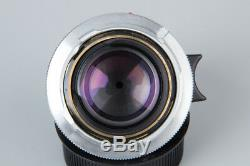 Leica Summilux-M 35mm f/1.4 F/1.4 Lens Fr Leica M Mount Camera, BLK, Germany