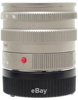 Leica Summilux-M 50mm F1.4 E46 Titanium Lens For Leica M Mount