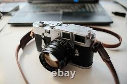 Leica Summilux-M 50mm f1.4 Near Mint E43 Version2 M Mount Lens