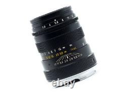 Leica Tele-Elmarit 90mm f2.8 In Black 1974 M Mount EXCELLENT