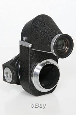 Leica Visoflex II with 20cm f4.5 Telyt Lens M-mount visoflex, 200mm
