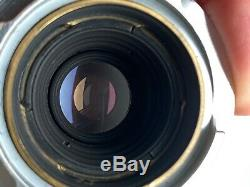 Leica elmar m 50mm f2.8 m-mount gebraucht in sehr gutem Zustand