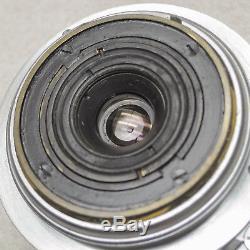 Leitz Leica 28mm f5.6 Summaron Lens Leica Screw Mount, LTM, M39
