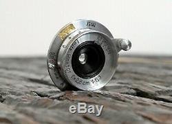 Leitz Leica Hektor 2,8cm 28mm 16,3 Leica M39 Mount