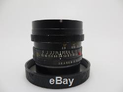 Leitz Leica Lens Objektiv Elmarit R mount 24 F2,8 3328429 jg016