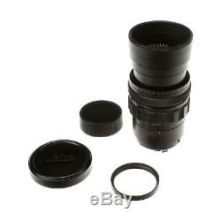 Leitz Leica M 90mm F2 Summicron Telephoto Rangefinder M Mount Lens SEOOF-M