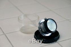 Leitz Leica Summaron M 35mm f3.5 Lens screw mount with M adapter