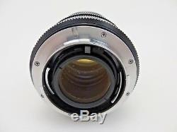 Leitz Leica Summicron R mount 3118899 3cam 90mm f2 ji130